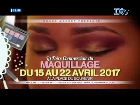 JT Français 20h  du mercredi 19 avril 2017