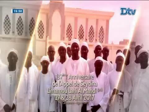 JT Français 20h  du samedi 22 avril 2017