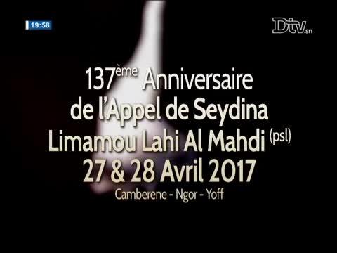 JT Français 20h  du mercredi 26 avril 2017