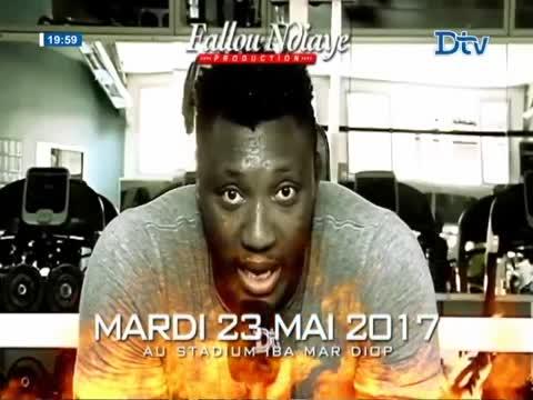 JT Français 20h  du dimanche 21 mai 2017