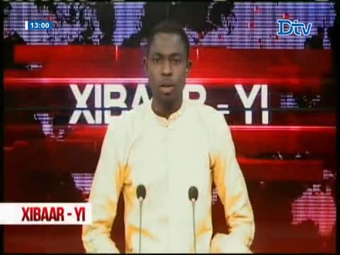 Xibaar yi 13H du mercredi 24 mai 2017