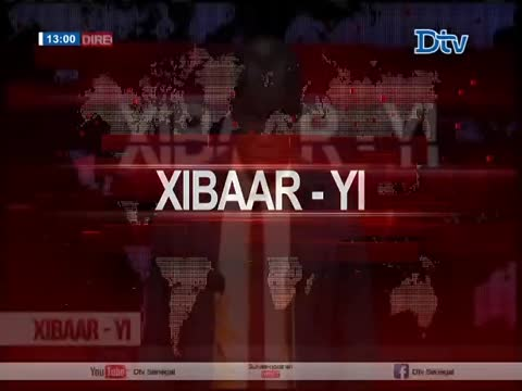 Xibaar yi 13H du lundi 19 juin 2017
