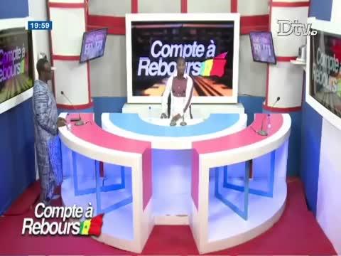 JT Français 20h  du lundi 24 juil. 2017
