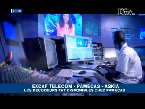 JT Français 20h  du samedi 13 janv. 2018