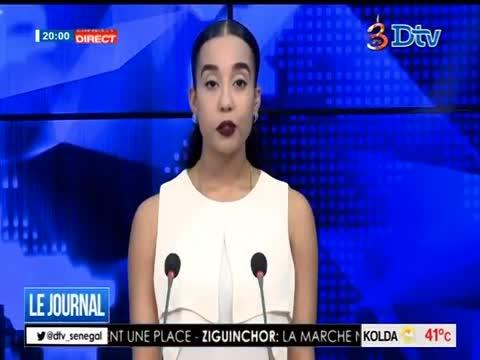 JT Français 20h  du jeudi 12 avril 2018