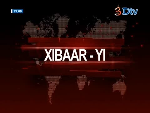 Xibaar yi 13H du jeudi 26 avril 2018
