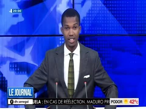 JT Français 20h  du jeudi 17 mai 2018
