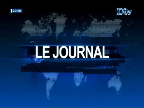 JT Français 20h  du samedi 19 mai 2018
