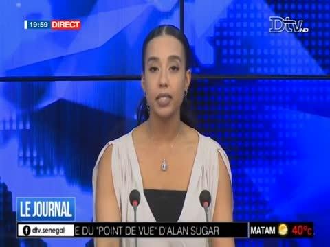 JT Français 20h  du jeudi 21 juin 2018