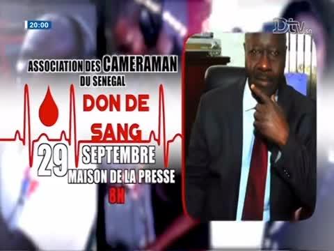 JT Français 20h  du samedi 22 sept. 2018