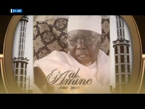 Documentaire sur AL amine 19 nov. 2018