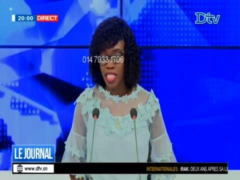 JT Français 20h  du mercredi 10 juil. 2019