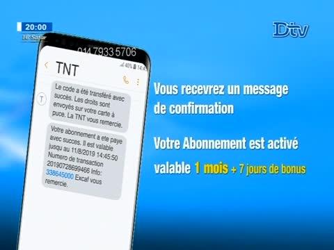 JT Français 20h  du mardi 15 oct. 2019