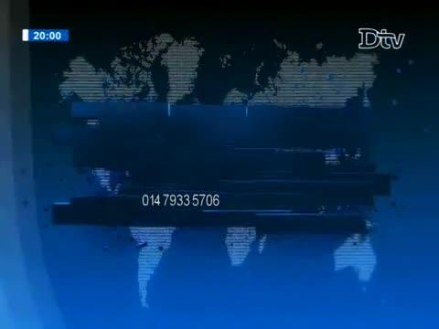 JT Français 20h  du vendredi 08 nov. 2019