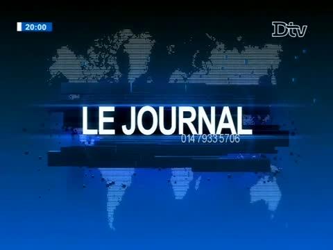 JT Français 20h  du lundi 11 nov. 2019