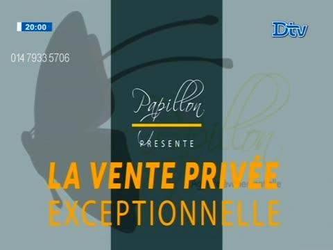 JT Français 20h  du jeudi 05 déc. 2019
