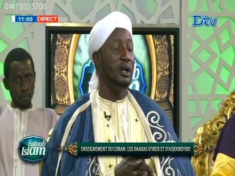 Eutoub Islam du vendredi 06 déc. 2019