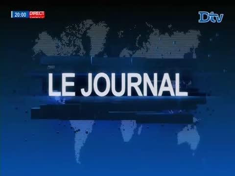 JT Français 20h  du mercredi 08 juil. 2020