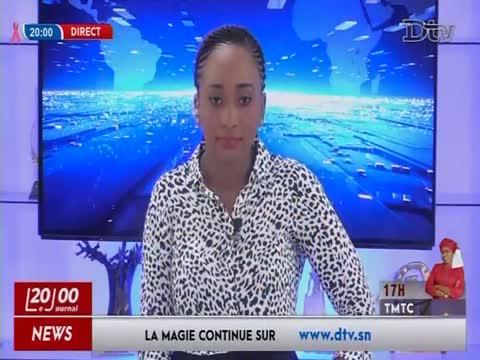JT Français 20h  du lundi 26 oct. 2020