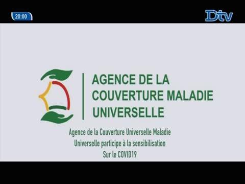 JT Français 20h  du dimanche 21 févr. 2021