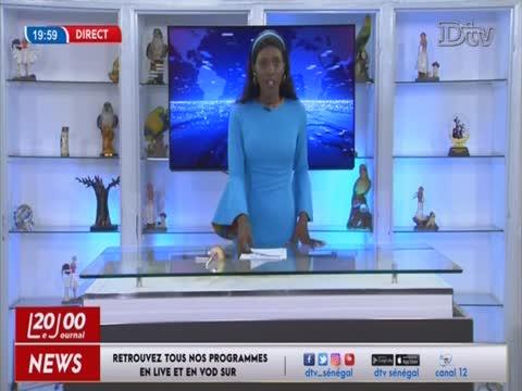 JT Français 20h  du dimanche 25 juil. 2021