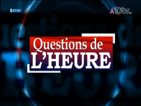 QUESTION DE LHEURE  du 2018-10-10