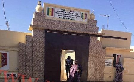 Implantation d'un CPFI au Cap Manuel : Des produits d'hygiène et d'entretien fabriqués en prison.