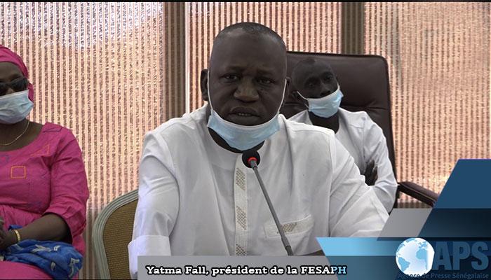 655 PERSONNES HANDICAPÉES BÉNÉFICIENT DES SERVICES GRATUITS DE DDD À DAKAR (PRÉSIDENT ASSOCIATION)